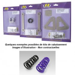 Kit de rehausse HYPERPRO HONDA VTR 1000 FIRESTORM 97-07 (+15mm)