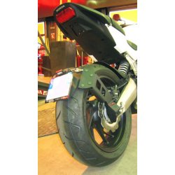 Support de plaque ras de roue - Access Design - HONDA CBR650 F 14-16
