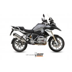 Silencieux MIVV SPEED EDGE BMW R1200 GS lc 13-18 (Titane)
