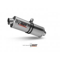 Silencieux MIVV OVAL APRILIA RSV1000 98-03 (Inox)