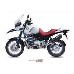 Silencieux MIVV OVAL BMW R1150 GS 99-03 (ICarbone)