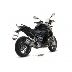 Silencieux MIVV SPEED EDGE BMW R1200 R 15-17 (Inox)