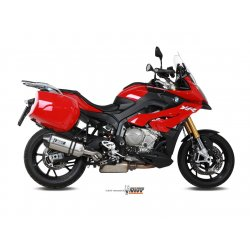 Silencieux MIVV SPEED EDGE BMW S1000XR 15-17 (Inox)