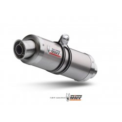 Silencieux MIVV GP APRILIA RSV1000 98-03 (Titane)