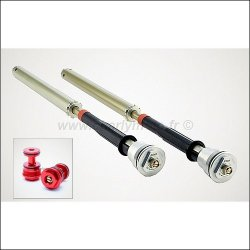 Kit cartouches K-TECH RDS HONDA VTR 1000 SP2 02-06