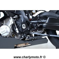Commandes reculées R&G BMW S1000R 17-