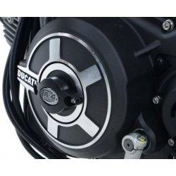 Slider moteur R&G Racing DUCATI 800 Scrambler 15- (Gauche)
