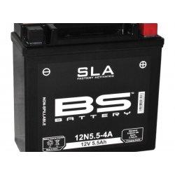 BATTERIE BS 12N5.5-4A SLA (activé usine)