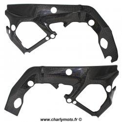 Protections de cadre Carbone BMW S1000RR 09-11