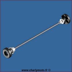 Protection axe de roue GB RACING TRIUMPH DAYTONA 675- R 06-16