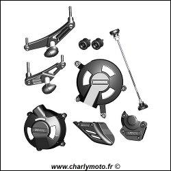 Kit complet GB RACING TRIUMPH DAYTONA 675 06-10