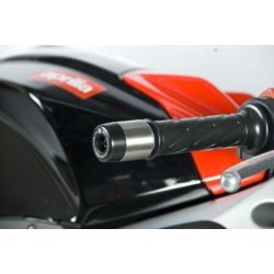 Embouts de guidon R&G Racing APRILIA RS4 125 11-13
