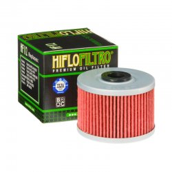 Filtre à huile HIFLOFILTRO HF112 ADLY / GAS GAS / HONDA / KAWASAKI / POLARIS / SUZUKI