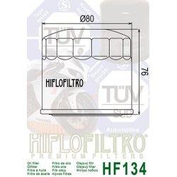 Filtre à huile HIFLOFILTRO HF134 SUZUKI GSX-R 750 85-87 / GV1200 85-86 / GV1400 1986