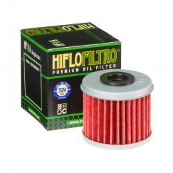 Filtre à huile HIFLOFILTRO HF116 HM CRE-CRM F/X - HONDA TRX450 - HONDA CRF 150/250/450 - HUSQVARNA TC/TE/TX - POLARIS 325