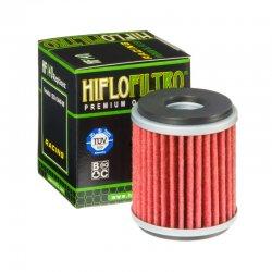 Filtre à huile HIFLOFILTRO HF140 YAMAHA MT-125 15-18 / YZF-R 125 15-18 / WR250 09-18 / XT 250 09-18 / YZ 250-450 / WR 450