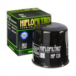 Filtre à huile HIFLOFILTRO HF128 KAWASAKI KAF 300 - 400 - 620