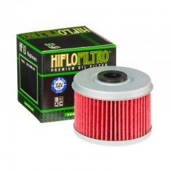 Filtre à huile HIFLOFILTRO HF113 HONDA TRX / CBF 125 14-15 / VT125 C-C2 SHADOW 99-08 / XL125 VARADERO 01-14 / CBF 250 04-06