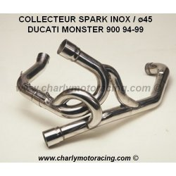 Collecteur SPARK DUCATI MONSTER 900 94-99 (Diamètre 45)