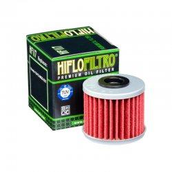 Filtre à huile HIFLOFILTRO HF117 HONDA NC700 - NC750 S-X 14-18 / INTEGRA 700 12-14 / CRF1000 AFRICA TWIN 16-19 / GL1800 18-