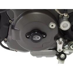 Slider moteur R&G Racing DUCATI MONSTER-STREETFIGHTER-HYPERMOTARD-DIAVEL (Gauche)