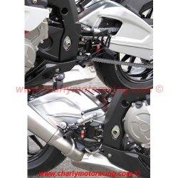 Commandes reculées LSL MULTIPOSITION BMW S1000RR 09-18
