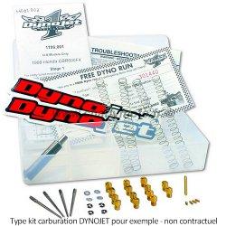 * DESTOCKAGE - Kit carburation Dynojet HONDA XR 650 L 93-08 (Stage 1)