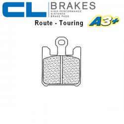 Plaquettes de frein CL BRAKES 1110A3+ KAWASAKI VN 1600 MEAN STREAK 05-07 (Avant)