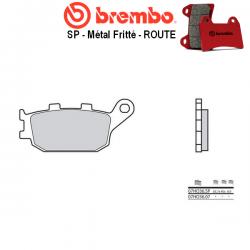 Plaquettes de frein BREMBO 07HO36SP HONDA CB600 HORNET - S 07-12 (Arrière)