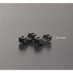 Adaptateurs de pontets ABM - 15/25mm