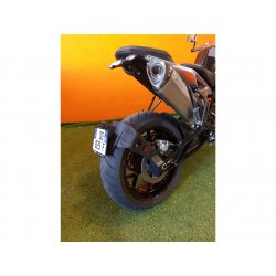 Support de plaque ras de roue - Access Design - KTM 790 DUKE 18-20