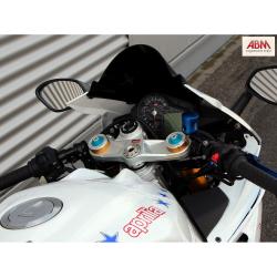 Demi guidons ABM Multiclip APRILIA RSV4 R - APRC - FACTORY 09-15 (NO ABS) (avec kit de montage)