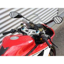 Demi guidons ABM Multiclip DUCATI PANIGALE 899 S 14-15 (avec kit de montage)