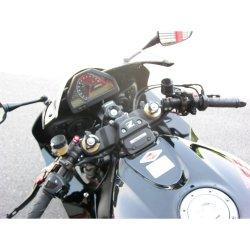 Demi guidons ABM Multiclip HONDA CBR 1000 RR 04-07 (avec kit de montage)