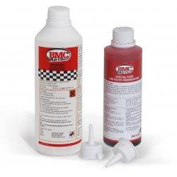 * Kit de nettoyage filtre à air BMC - Nettoyant 500ml + Flacon 250ml