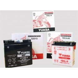 BATTERIE YUASA 12N5.5-3B / 12N5,5-3B / 12N553B
