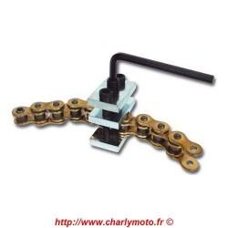 Mini presse d'assemblage pour chaines